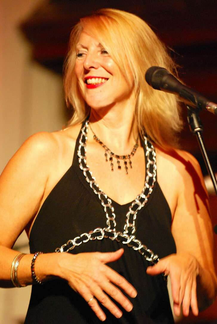 """Irish jazz singer Melanie O'Reilly wrote the theatrical show """"Jazz on a Summer Day: A Tribute to Anita O'Day,"""" which she will perform at Bird & Beckett with a quartet featuring pianist Frank Martin."""