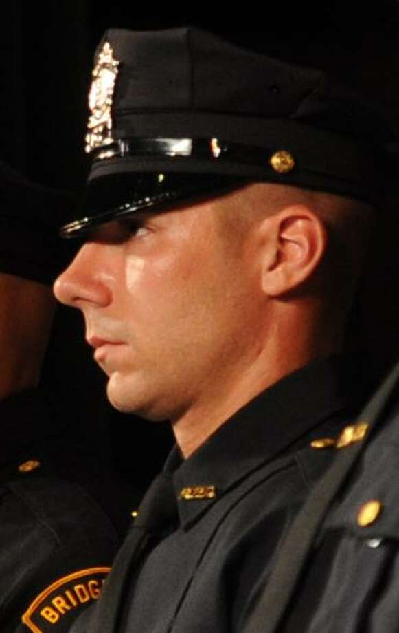 James Boulay, 30, who was sworn in as a police officer in the city in September after serving in the military, has been identified as the officer who fatally shot the 15-year-old Jayson Negron Tuesday night. Photo: Brian A. Pounds / Hearst Connecticut Media / Connecticut Post