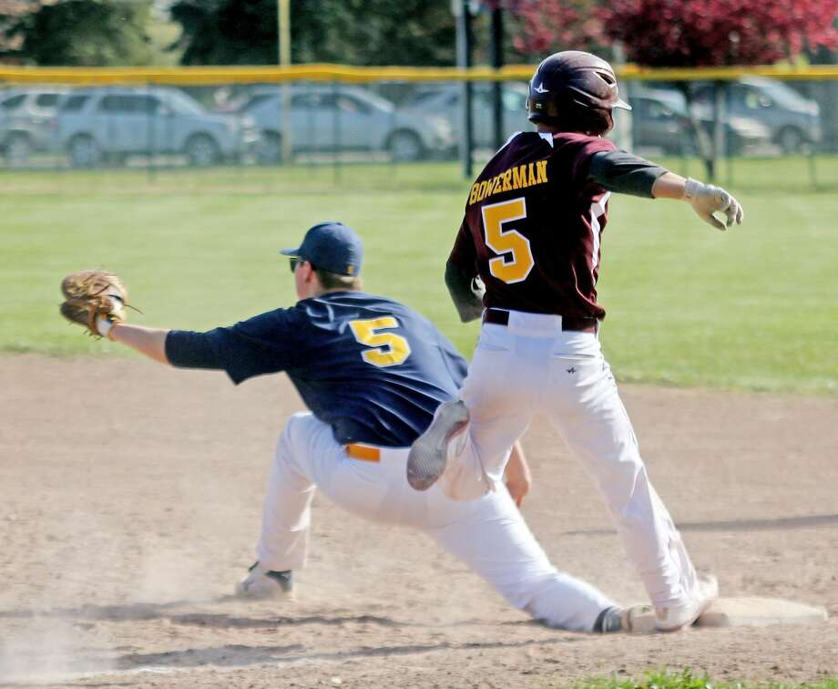 Deckerville at North Huron — Baseball/Softball 2017 Photo: Seth Stapleton/Huron Daily Tribune