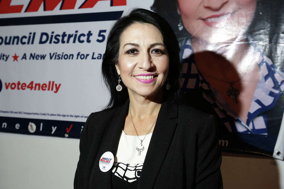 Nancy Vielma, District 5Term: November 2016 to November 2020Phone: 956-333-7100Email: vielmadistrictv@gmail.com Photo: Victor Strife/Laredo Morning Times