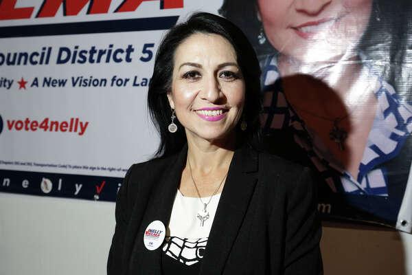 Nancy Vielma, District 5   Term: November 2016 to November 2020   Phone: 956-333-7100   Email: vielmadistrictv@gmail.com