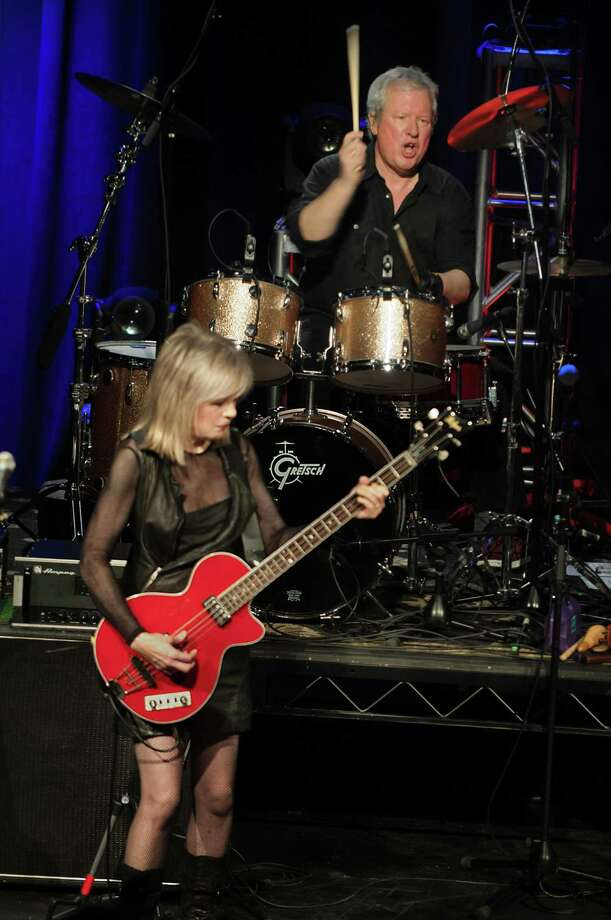 Founding members of the Talking Heads and Tom Tom Club, Chris Frantz and Tina Weymouth, will host a new Emerging Artists Series at the Fairfield Theatre Company. Photo: Mike Thut / Contributed Photo