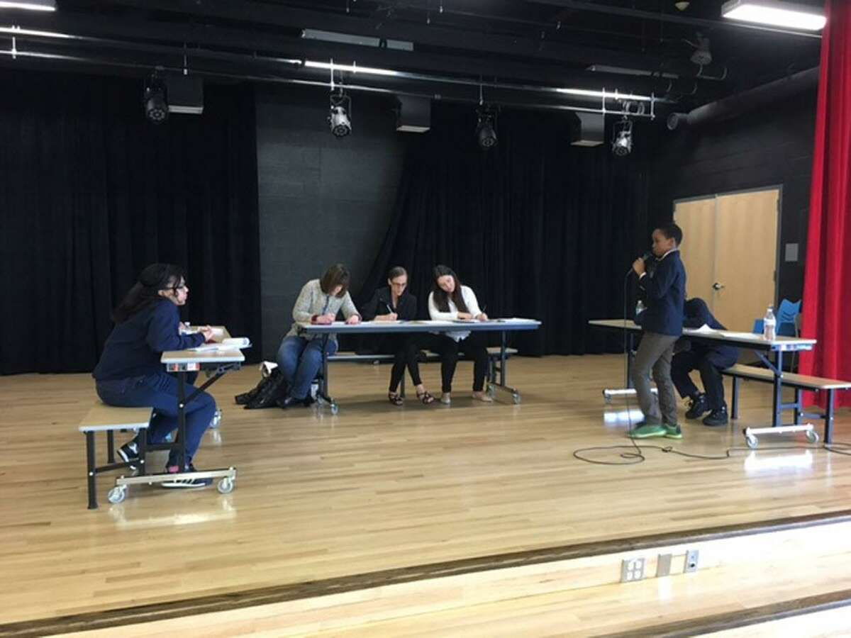 Bridgeport Middle Schools hold third annual debate competition