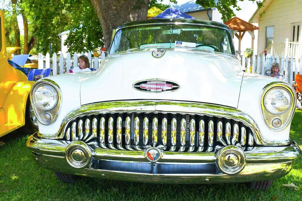 Photos Tomball Vintage Car Festival Houston Chronicle
