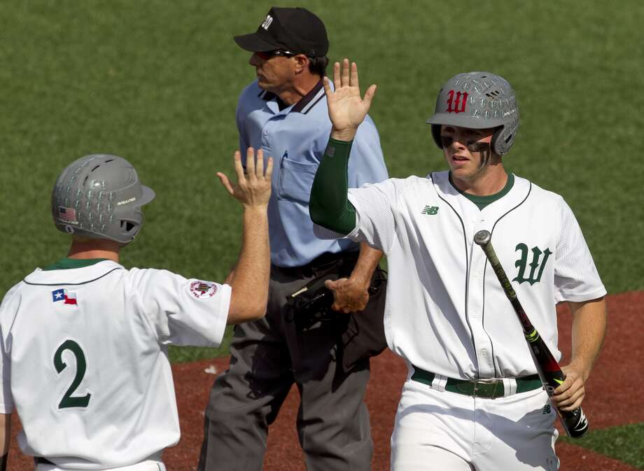 The Woodlands baseball team will take on Rockwall-Heath in the regional quarterfinals.