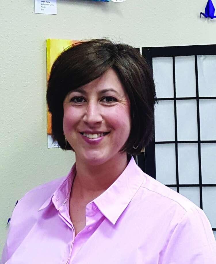 Ann Michalski, owner of Art Healing Life Wellness Center in Glen Carbon. Photo: Carol Arnett • Intelligencer