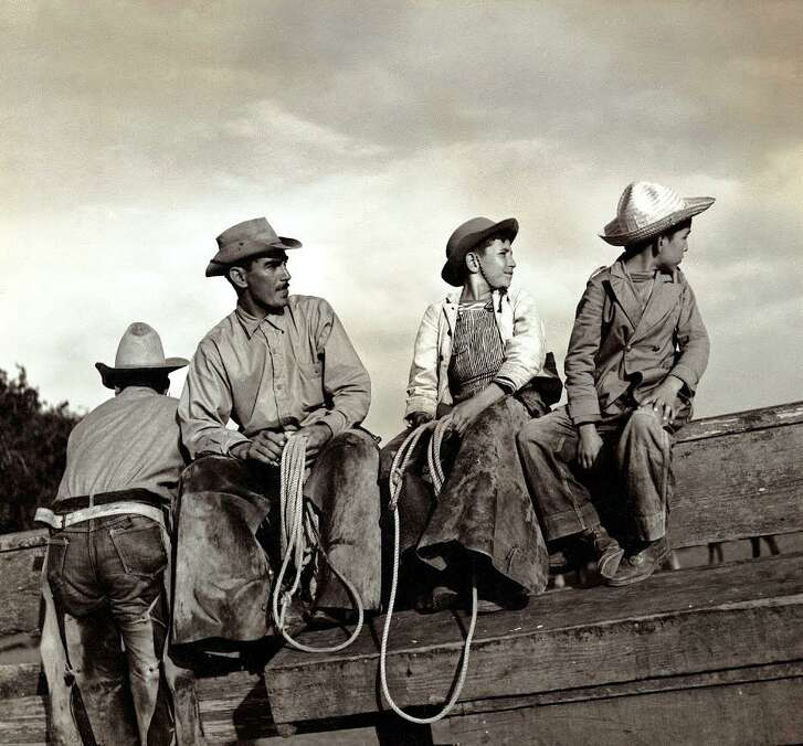 Kineños, or King's men, workers on the ranch for generations.