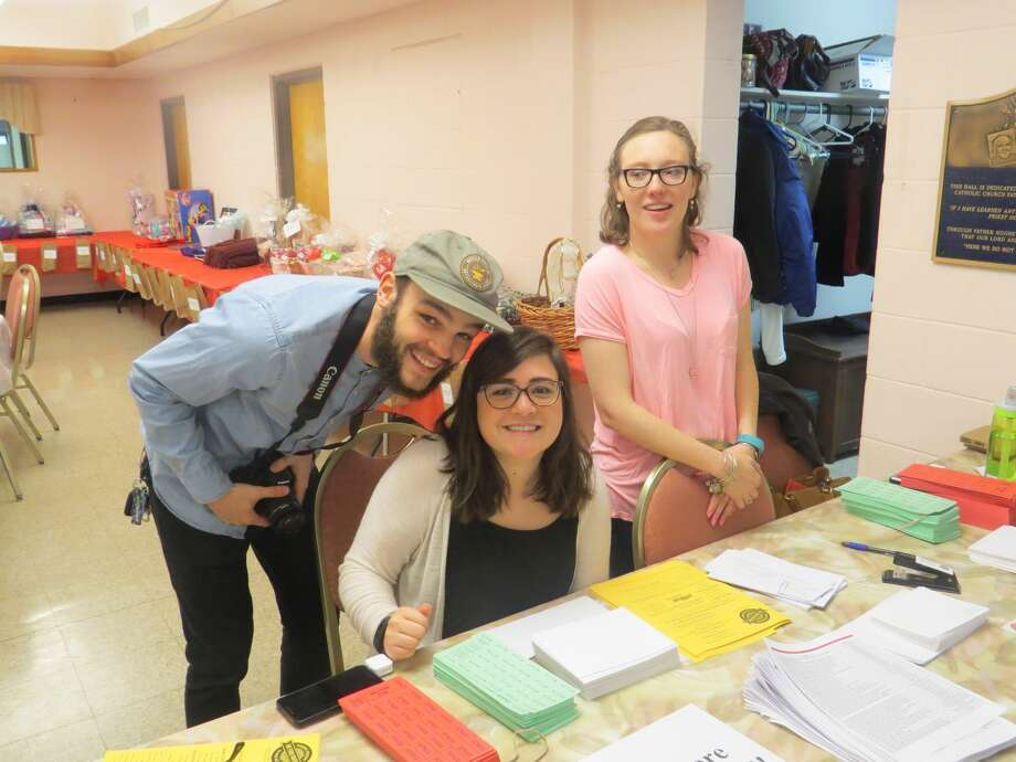 Were you seen at the 23rd Annual Community Auction on Saturday, May 13, 2017, at Christ our Light Church in Loudonville? Photo: Bill Meehan Photography And The Food Pantries