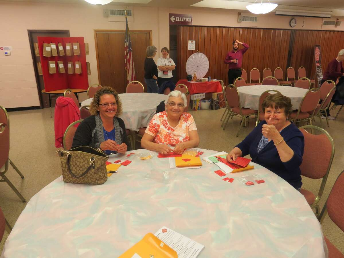 Were you seen at the 23rd Annual Community Auction on Saturday, May 13, 2017, at Christ our Light Church in Loudonville?