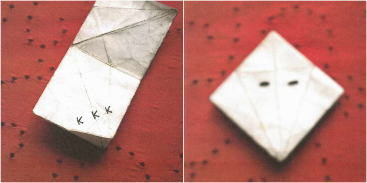 """A lawsuit has been filed by the mother of a Galveston-area private school student given so-called """"KKK origami"""" by school bullies Click through to see the hate groups that are on the rise in the state of Texas..."""