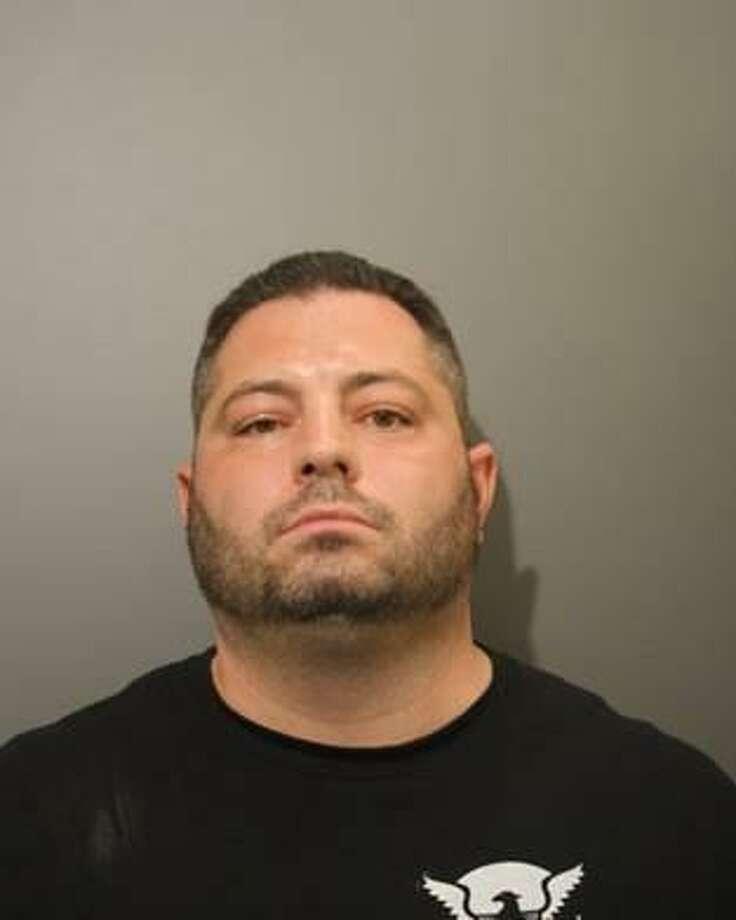Michael Corsi, 37, of Wilton Photo: Wilton Police Department