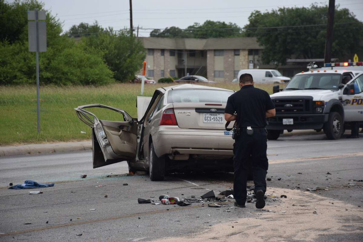 A woman in her 60s was killed Tuesday, May 16, 2017, after she collided head on with a box truck on the East Side.