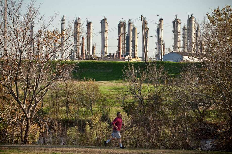 Analysis of the most recent data, from 2014 and 2015, has found spikes at Milby Park in the levels of butadiene, a known carcinogen. Photo: Eric Kayne, For The Chronicle / Freelance