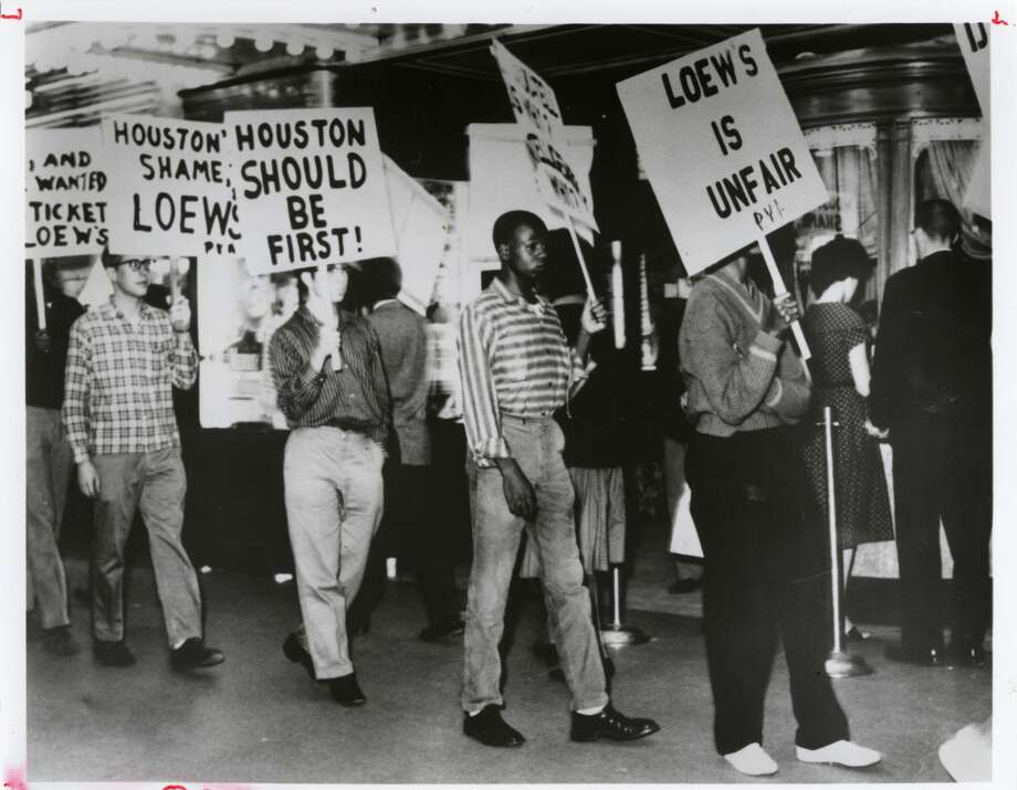 """Photos: Segregated TexasWednesday marks the 63-year anniversaryfor the decision of """"Brown v. Board of Education,"""" a landmark ruling that barred segregation in public schools.Click through to view historical photos of segregation, civil rights and Jim Crow in Texas. Photo: Museum Of Fine Arts Houston"""