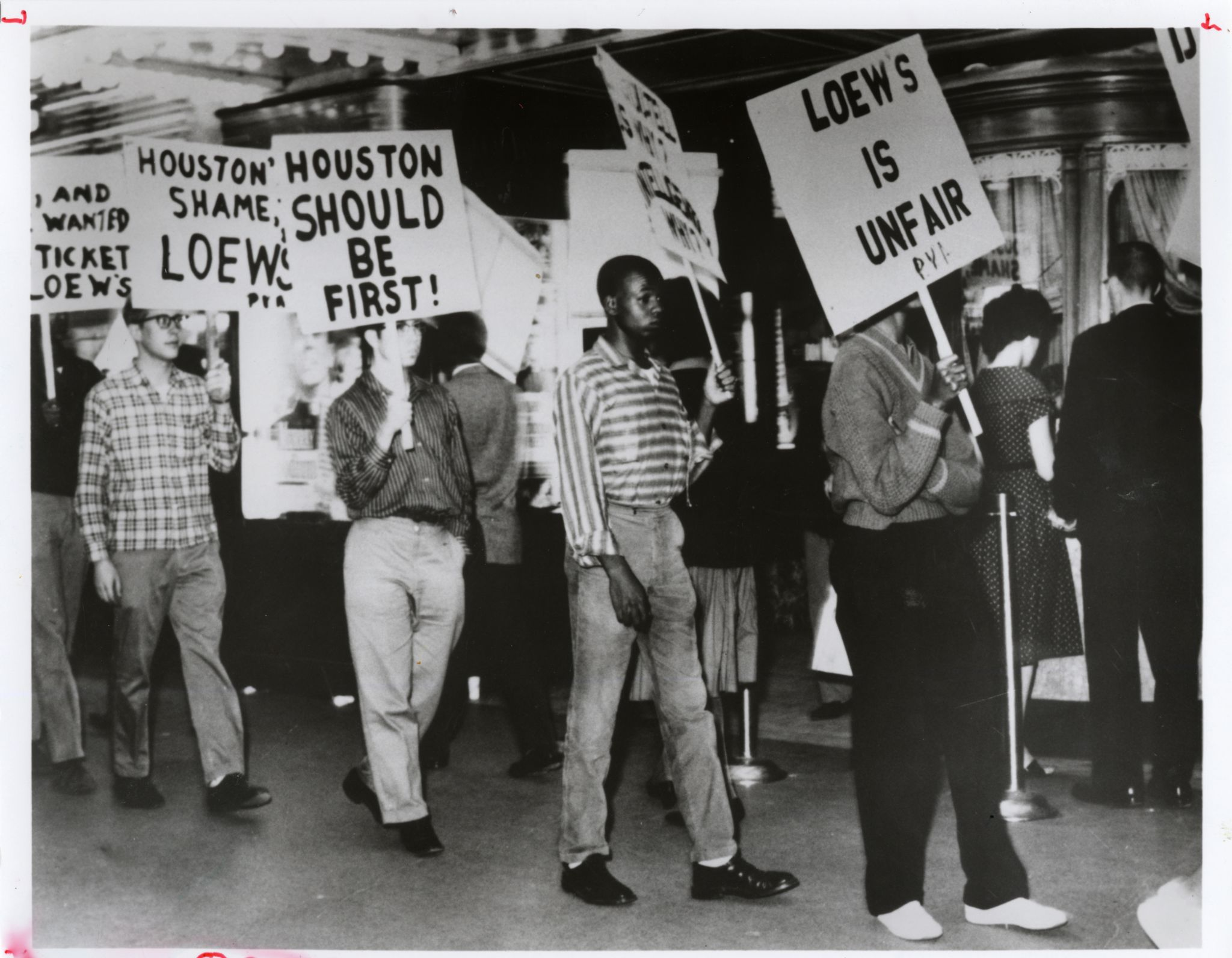Ford Mall Of Ga >> Historic photos show segregated life in Jim Crow Texas ...