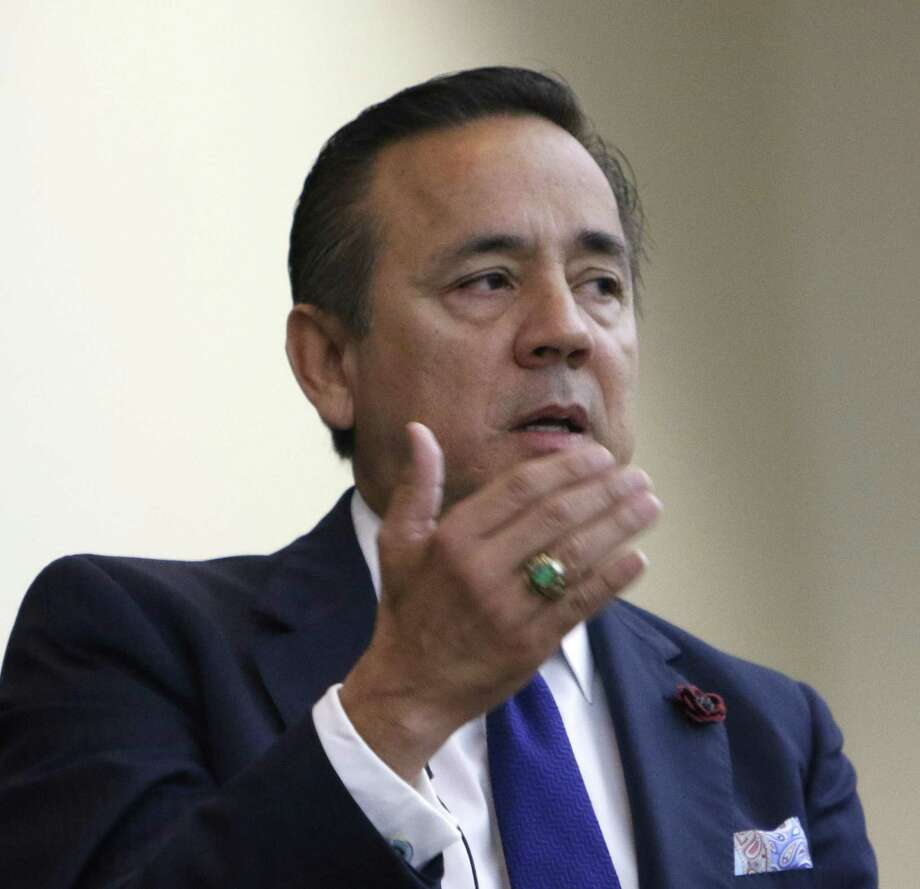 State Sen. Carlos Uresti was indicted Tuesday on multiple federal criminal charges. Photo: Ron Cortes /Ronald Cortes / Freelance
