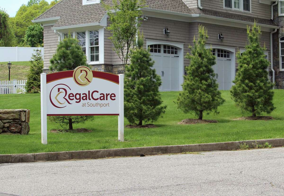RegalCare at Southport, formerly Fairview Healthcare Center of Fairfield, at 930 Mill Hill Terrace in Southport, Conn.