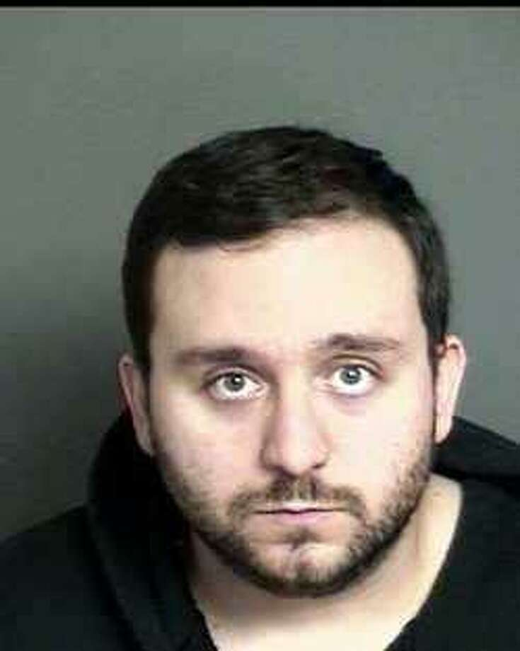 Dominick Donofrio, 31, was arrested May 9 and charged with 28 counts of failing to pay wages. Photo: Contributed Photo