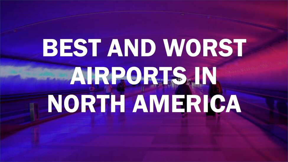 Popular travel site SleepingInAirports.com has released the results of a survey on the best and worst airports in the country, according to travelers. Click through to see the results.