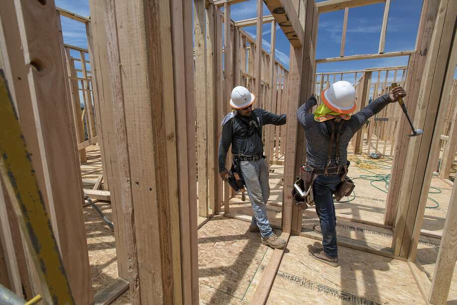 California's continued housing shortages, especially in the state's  major cities, are restricting population growth. In turn, that's  preventing our economy from expanding the way it could. Photo: David Paul Morris, Bloomberg