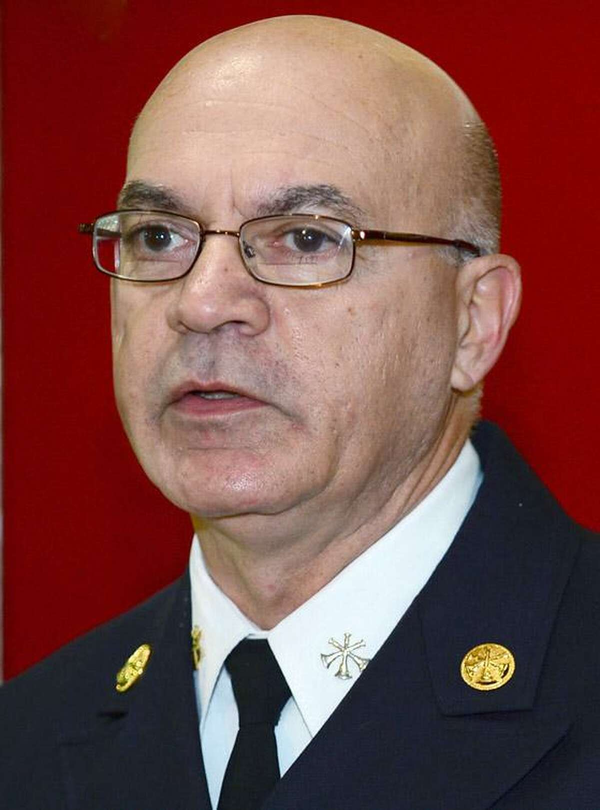 Gino Gatto has been named acting fire chief.