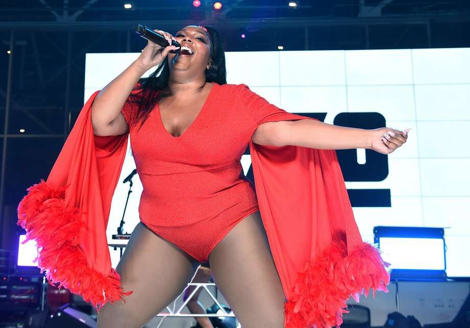 LOS ANGELES, CA - MAY 16: Singer Lizzo performs onstage at the '2017 Billboard Music Awards' And ELLE Present Women In Music at YouTube Space LA on May 16, 2017 in Los Angeles, California. (Photo by Vivien Killilea/Getty Images for Dick clark productions) Photo: Vivien Killilea, Getty Images For Dick Clark Prod