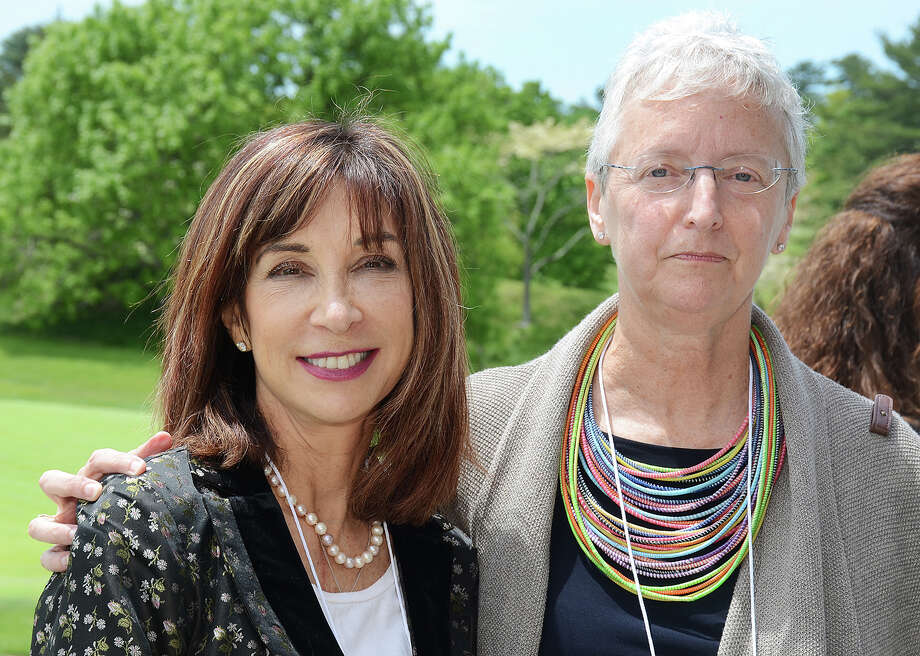 The ninth annual Women in Business Conference was held on May 16, 2017 at the Greenwich Country Club. The event, held by Moffly Media, provided a forum for professional women to mingle and network, share expertise and gain insight into new opportunities. Jill Granoff, the former CEO of multiple fashion and beauty companies, was the keynote speaker. Were you SEEN? Photo: J.C. Martin