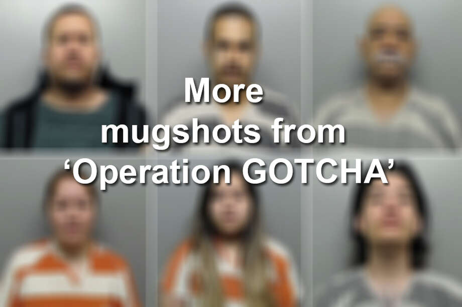 Webb County arrested 17 people in their most recent roundup with Operation GOTCHA. Click through the gallery to see each person and what they were arrested with. Photo: Laredo Morning Times