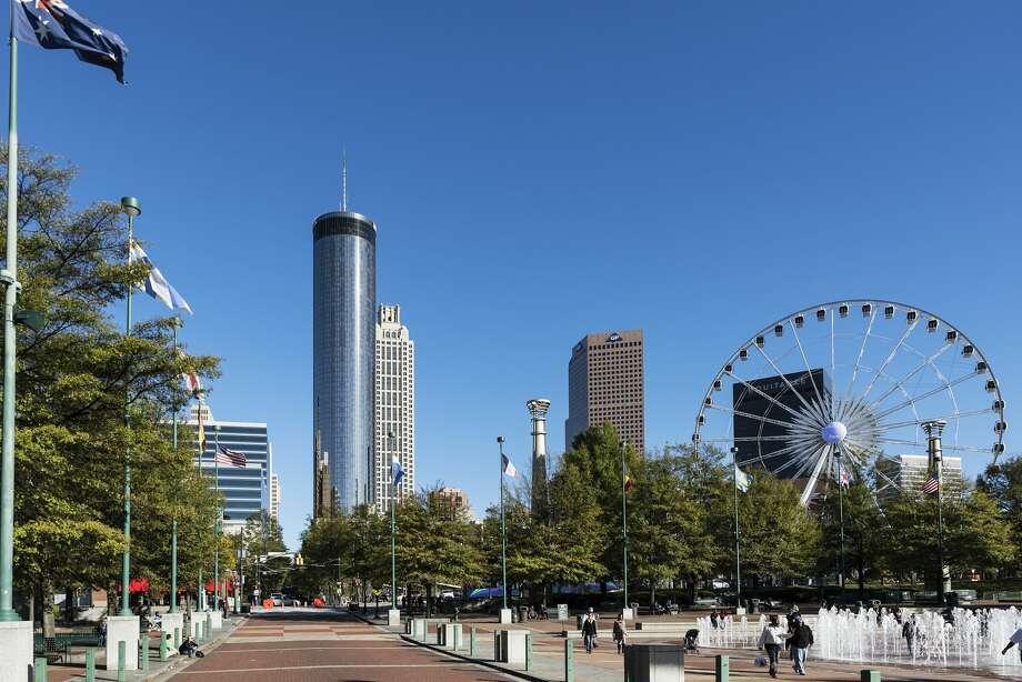 17. Atlanta, Georgia Photo: John Greim/LightRocket Via Getty Images