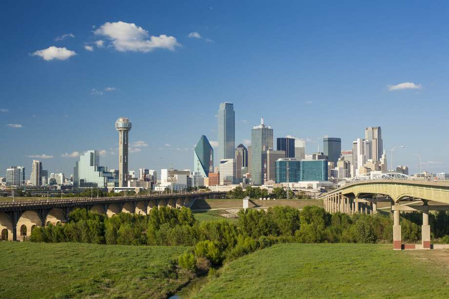 Dallas was one of the two Texas cities to rank among the top 25 urban areas deemed most tech-centric in a report released by Cushman and Wakefield.Click through the photo gallery to view the top 10. Photo: Gavin Hellier/Getty Images/AWL Images RM