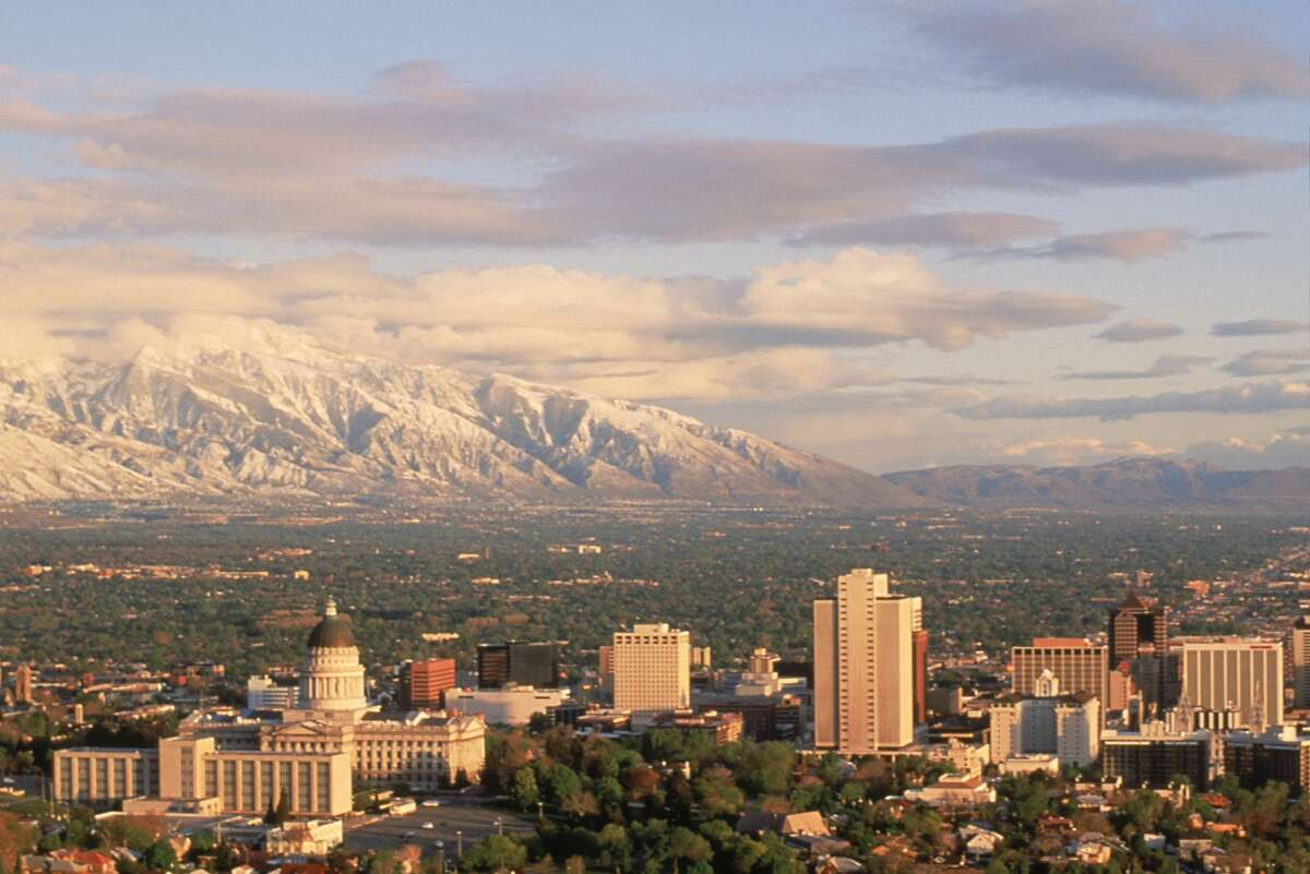 24. Salt Lake City, Utah