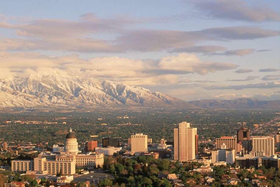 24. Salt Lake City, Utah Photo: William Floyd Holdman, Jr./Getty Images