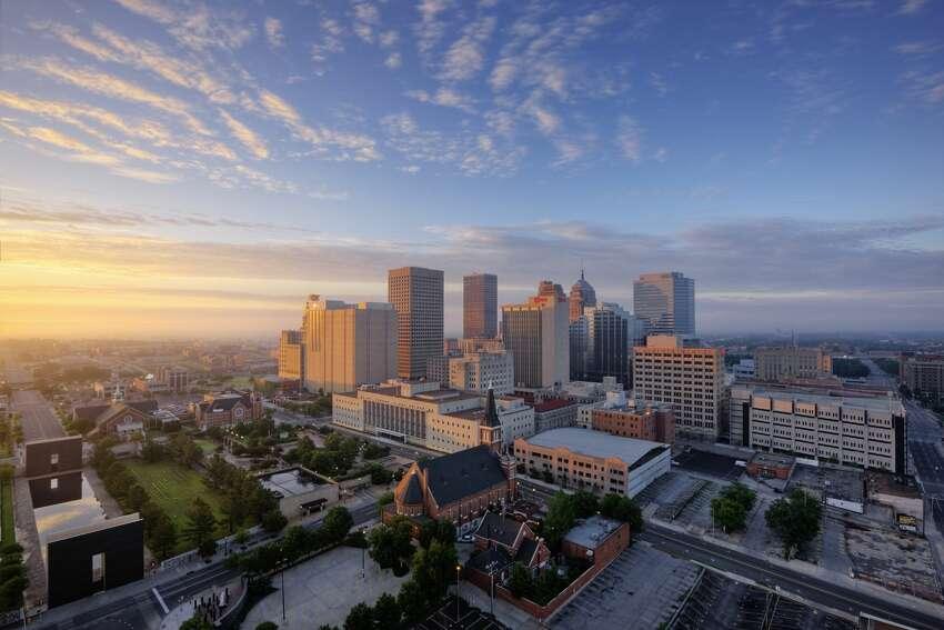 16. Oklahoma City