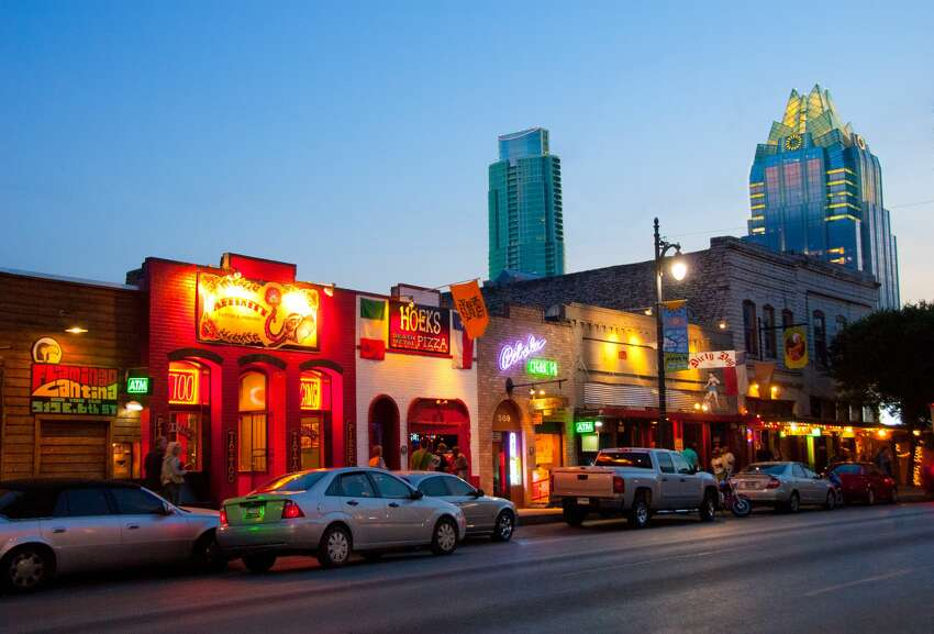10) Texas Entertainment & Recreation Rank:10Nightlife Rank:9