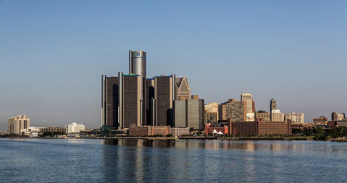 19. Detroit (tied with L.A.) Wage growth since third quarter 2016: 2.6 percent