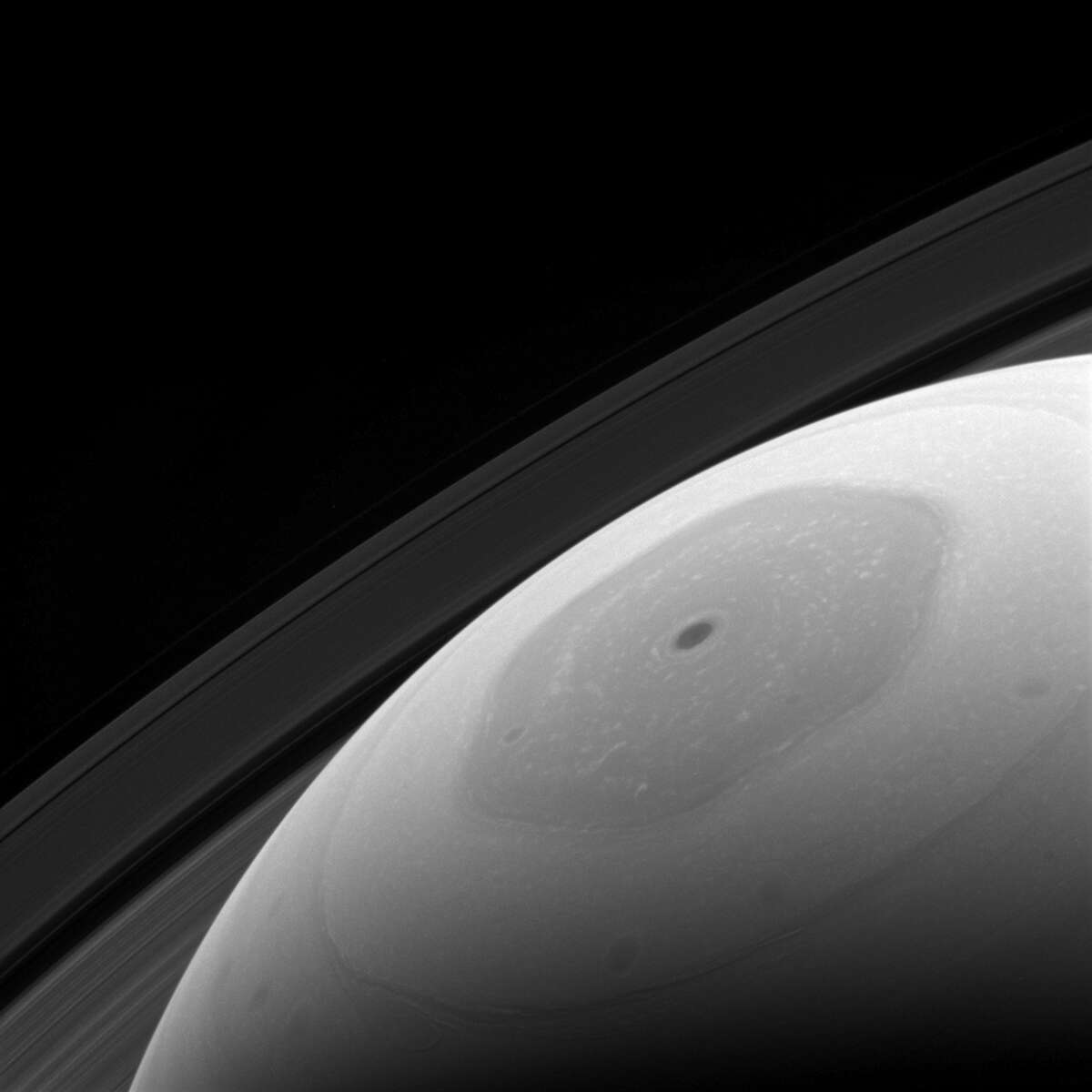 Photos: Saturn up close Cassini is orbiting Saturn closer than ever before as part of its