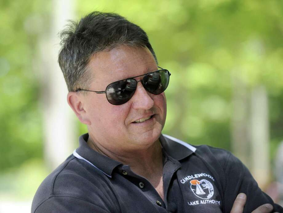 Larry Marsicano, executive director of the Candlewood lake Authority. Photo: Carol Kaliff / Hearst Connecticut Media / The News-Times