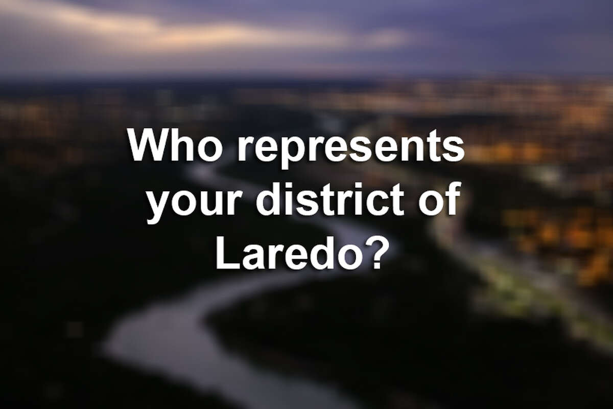 Click through this gallery to see which district you live in and who represents your district on the Laredo City Council.