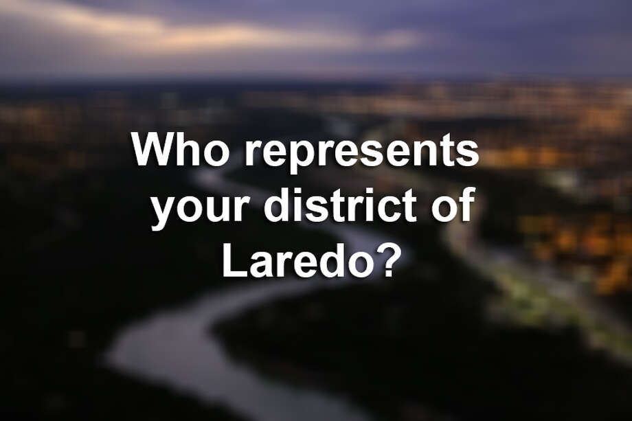 Click through this gallery to see which district you live in and who represents your district on the Laredo City Council. Photo: LMTonline