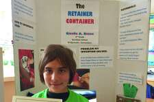 Giselle Bazos, a third grader at Burnham School in Bridgewater, will participate in the June 1-3 National Invention Convention and Entrepreneurship Expo in Washington, D.C.