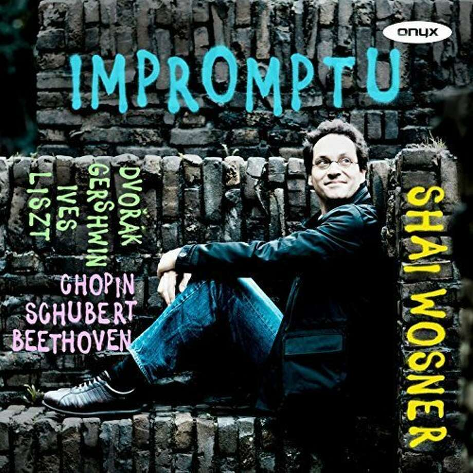 "Shai Wosner, ""Impromptu"" Photo: Onyx Records"