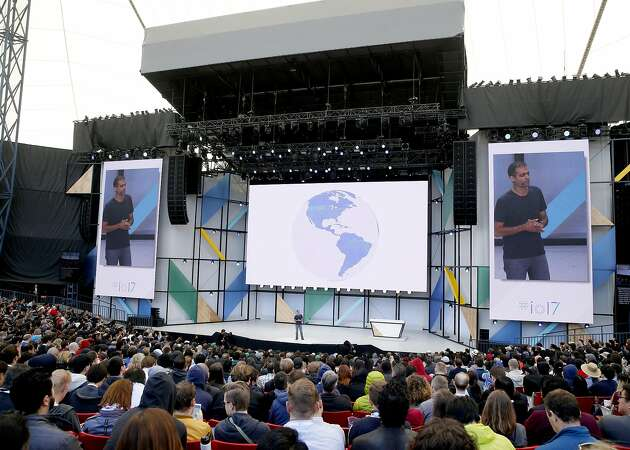 3 staffers injured in fire at Google tech event in Mountain View