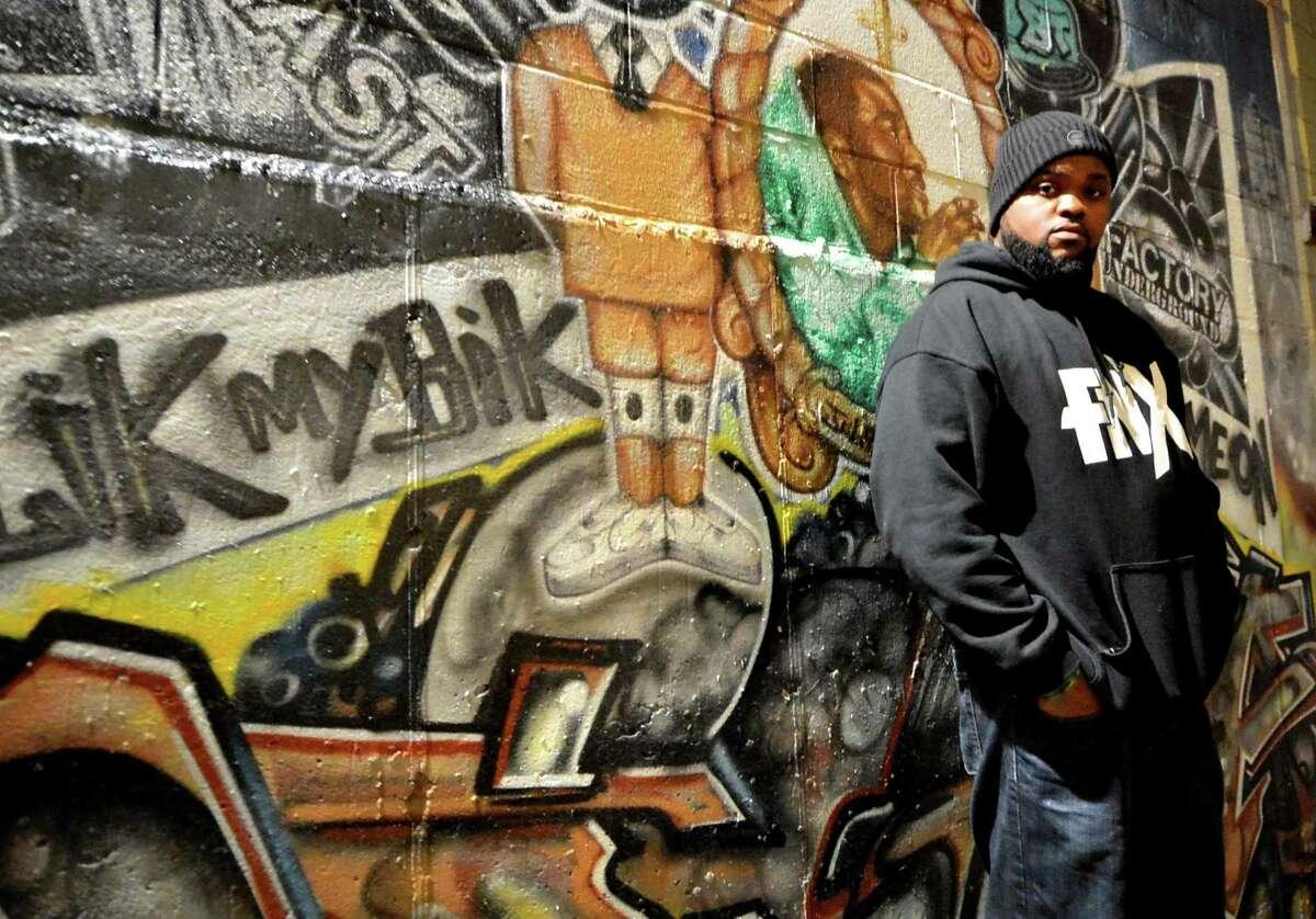 Norwalk Rapper FNX.