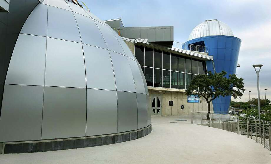 The Alamo Colleges District's campus carry plan will ban handguns from a number of locations, including the Scobee Planetarium at San Antonio College. Photo: San Antonio Express-News /File Photo / © 2014 San Antonio Express-News