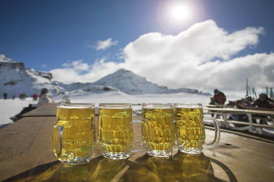 Switzerland has a growing beer culture, and even some ties to Texas. Photo: Richard Boll /Getty Images / Richard Boll