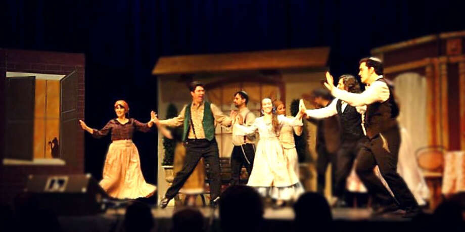 """Opera Leggera's musical/theatrical production """"Broadway Serenade"""" will be performed June 2-3 at the Nathaniel Center in Kingwood. Photo: Courtesy"""