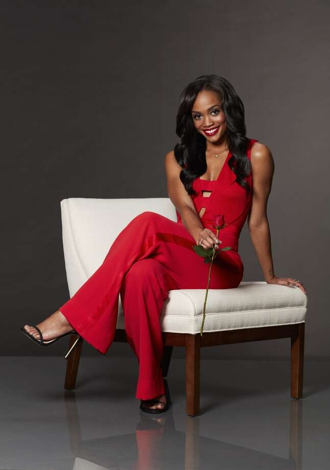 "Season 13's Bachelorette, Rachel Lindsay, revealed that she is ""very much so in love and very much so engaged,"" but viewers will still have to wait until the end of the show to see which lucky guy won her heart.>>KEEP CLICKING TO SEE THINGS YOU SHOULD KNOW ABOUT RACHEL LINDSAY. Photo: Craig Sjodin, ABC"