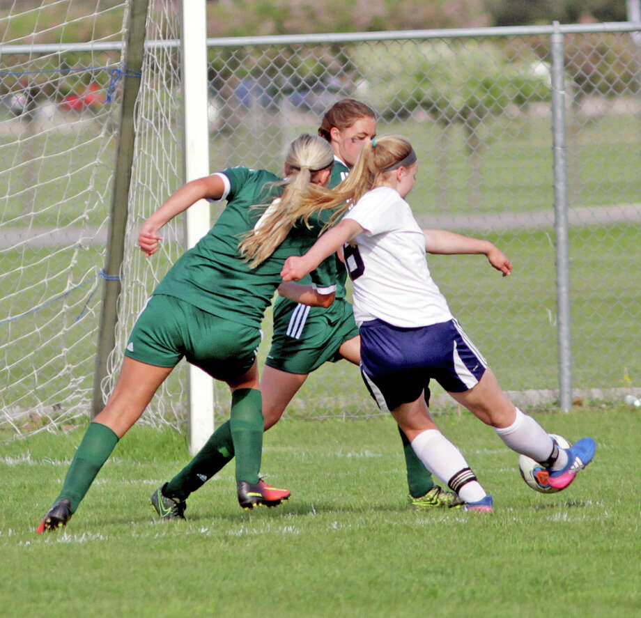 EPBP at Bad Axe — Soccer 2017 Photo: Paul P. Adams/Huron Daily Tribune