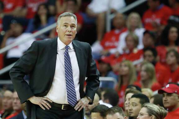 After a promising regular season, Rockets coach Mike D'Antoni was left in a daze after his team's inexplicable no-show in Game 6 against the Spurs.