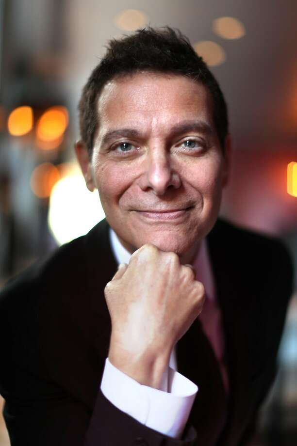 Michael Feinstein is appearing at Feinstein's at the Nikko in S.F. Photo: Scott Strazzante / The Chronicle 2017